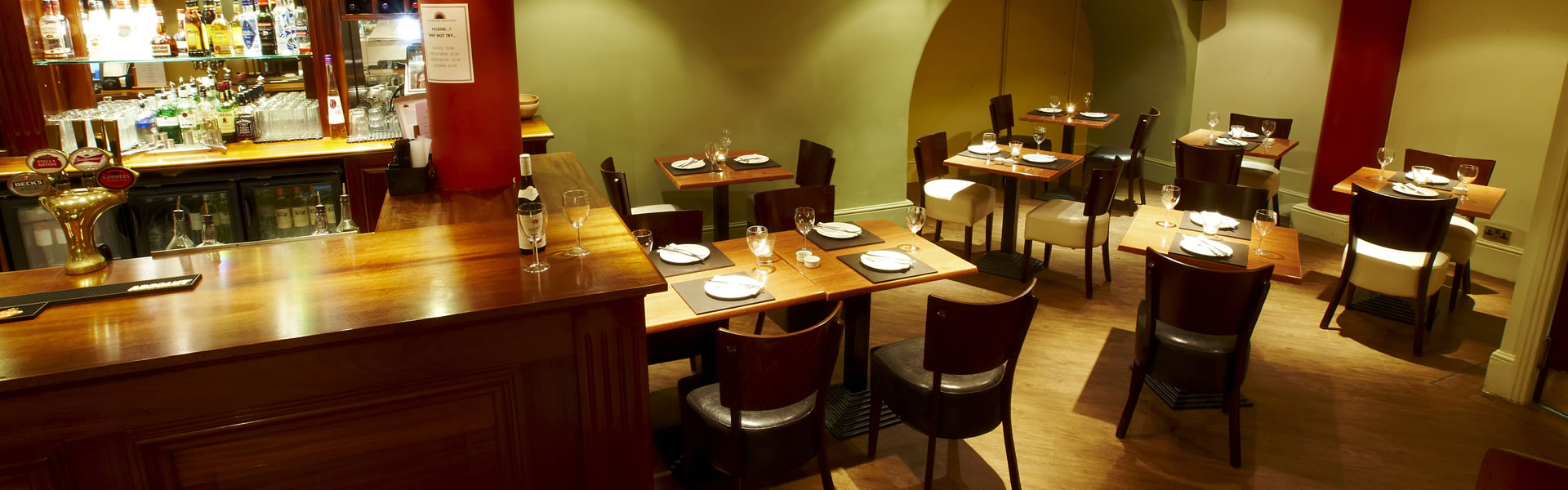 Charing Cross Theatre Players Bar And Kitchen London