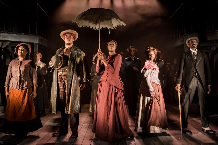 #Ragtime at the Charing Cross Theatre