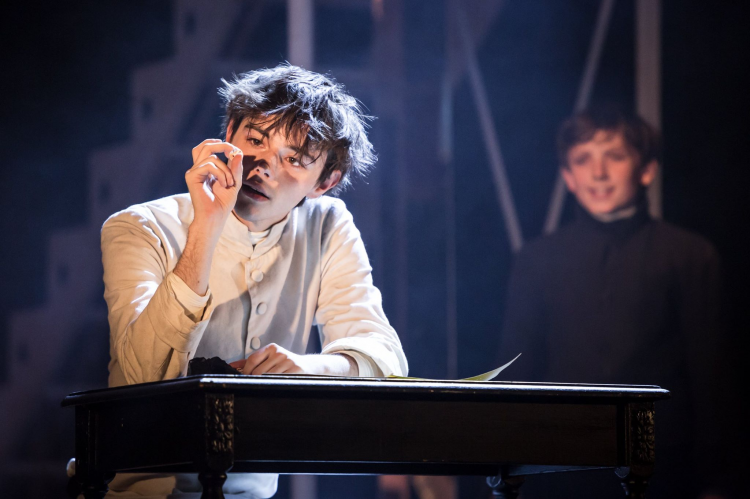 The Braille Legacy - The Charing Cross Theatre