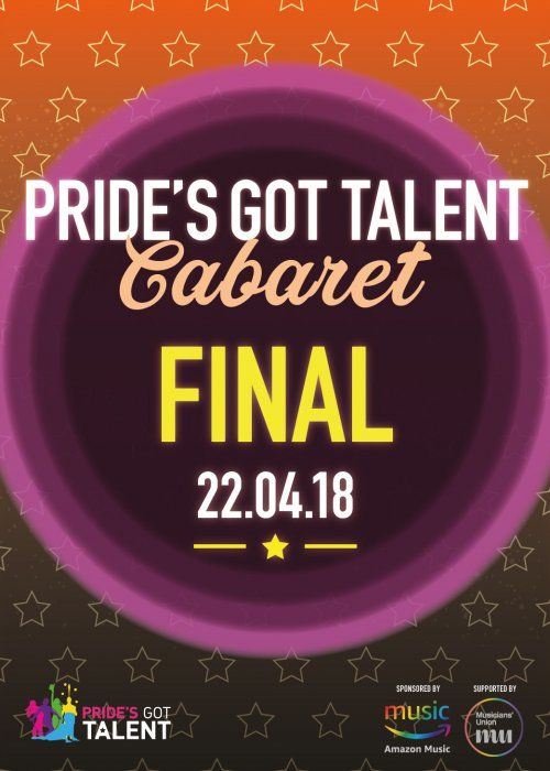 Pride's Got Talent Cabaret Final