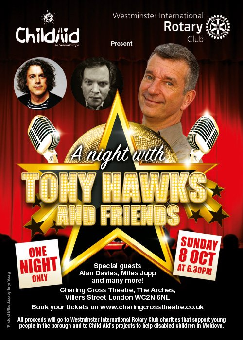 A Night with Tony Hawks & Friends