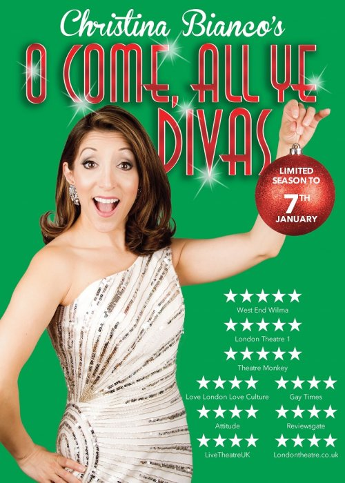 Christina Bianco's O Come all Ye Divas